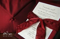 Deep red flat portrait #wedding invitations & wedding stationery ... Wedding ideas for brides, grooms, parents & planners ... https://itunes.apple.com/us/app/the-gold-wedding-planner/id498112599?ls=1=8 … plus how to organise an entire wedding ♥ The Gold Wedding Planner iPhone App ♥