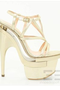 Bid On Carrie Keagan's Versace Shoes To Benefit VH1's Save The Music Foundation