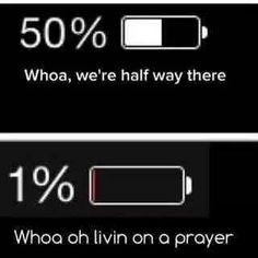 Jon Bon Jovi - Livin' on a Prayer Lyrics
