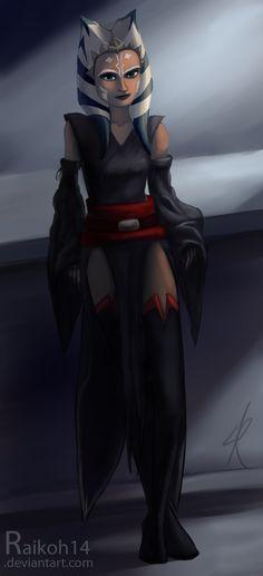 A new look for Ahsoka