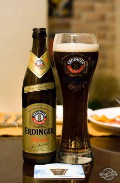 Erdinger Hefeweizen Beer clone Erdinger Weissbier Dunkel ...