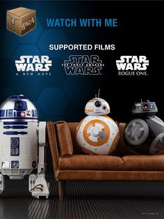 Star Wars R2-D2 Artur D2 App-Enabled Droid iOS & Android compatible Toys Gift | eBay A New Hope, High Fashion Home, Tech Gadgets, Rogues, Action Figures, R2 D2, Star Wars, The Originals, Stars