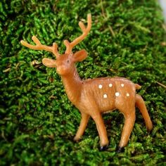 Oh deer! Yes our next kit will indeed include our miniature friend.