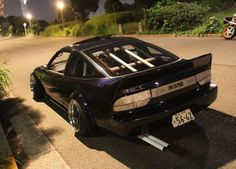#Nissan #Silvia #S13 #180sx #240sx #Modified #Lowered #Slammed #Fitment #Camber
