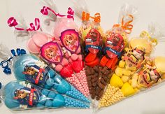 SWEET MAFIA SWEET CONE SWEET FAVOUR SHOP - PAW PATROL FAVOURS Your one stop shop for birthday party favours, birthday party bags and supplies Based in Yorkshire, Sweet Mafia make all kinds of party / event celebration favours and we can cater for your event saving you the hassle and cost