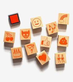 Emoji Symbol Stamp