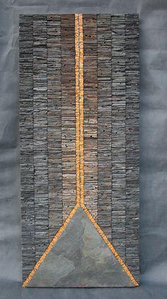 """Bifurcation"" by Dugald MacInnes | by Contemporary Mosaic Art"