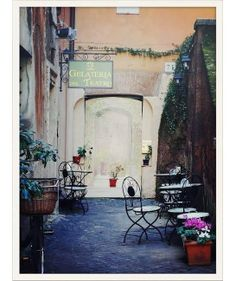 Gelateria del Teatro, the best ice cream in Rome