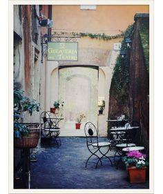 Gelateria del Teatro, the best ice cream in Rome