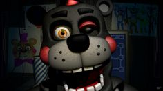 FNAF 6 is out! and so far Lefty is my favorite
