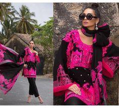 6bbdedb43e Pakistani Formal wear 2018 by Sana Safinaz Model#W 1642