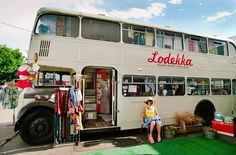 Double Decker!! Must find!!  Top 10 Fashion Trucks Coast to Coast