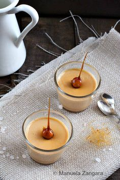 Salted Caramel Panna Cotta - www.manusmenu.com