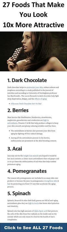 foods for better skin