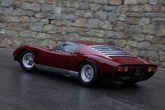 Lamborghini Miura des Schahs von Persien - Pin to Pin Lamborghini Miura, Classic Sports Cars, Classic Cars, Automobile, Vw Lt, Classic Motors, Sexy Cars, Courses, Sport Cars