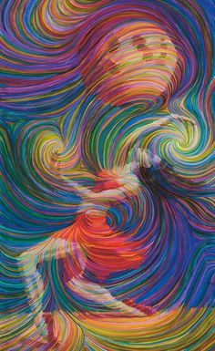 Energy Paintings by Julia... MOVEMENT