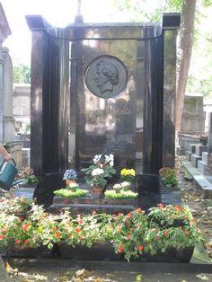 Fotos de París - Cementerio de Montmartre