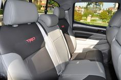 need input for my Katzkin leather seats! - Page 4 - Tacoma World Forums Toyota Tacoma Lifted, Toyota Lift, Toyota Tacoma Access Cab, Toyota Cars, Auto Toyota, Tacoma 2007, 2009 Toyota Tacoma, Toyota Tundra Crewmax, Toyota 4runner