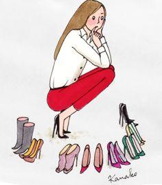 Stock chaussures Jonak