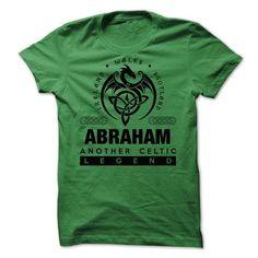 ABRAHAM CELTIC T-SHIRT - #gift for girls #day gift. TAKE IT => https://www.sunfrog.com/Names/ABRAHAM-CELTIC-T-SHIRT.html?68278