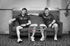 Zbysiu i Krzysiu :) foto by Kasia Paskuda