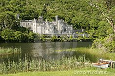 Irish Countryside Castle