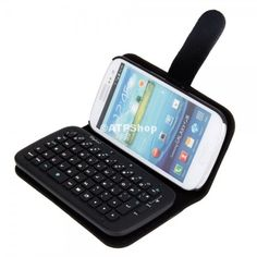 Samsung S3 i9300 Wireless Bluetooth Keyboard Leather Cover from Android Tablet and Phone $28.99
