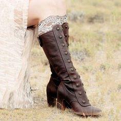 ecc52ce80e60eb Women Vintage Medieval Boots Retro Cosplay High Martin Boots.  Mittelalterliche StiefelMartin StiefelSchuhe Mit BlockabsatzVintage Damen BarfußSchuhe Sandalen