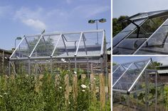 How to put up a greenhouse (using a Palram Harmony clear glazing greenhouse)