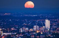 Brisbane, Australia ~ my friend Kelleigh H. & Seth live here and I would love to visit them and Aussie life one day <3
