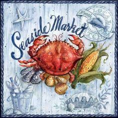 Blue Seaside - Geoff Allen