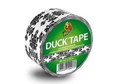 Ducktape 104224 Nastro Telato Creativo Ornament 48 mm x 9.1 m, Ornamento