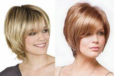 Az idei év legdivatosabb frizurái 50 év fölötti hölgyeknek! Egy jó frizura megfiatalít! - Bidista.com - A TippLista! One Hair, Hair Piece, Hair Designs, Work Fashion, Anti Aging, Short Hair Styles, Hair Cuts, Hair Beauty, Womens Fashion