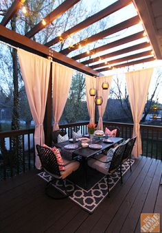 There are lots of pergola designs for you to choose from. You can choose the design based on various factors. First of all you have to decide where you are going to have your pergola and how much shade you want. Diy Pergola, Pergola Canopy, Wooden Pergola, Pergola Ideas, Pergola Cover, Pergola Swing, Pergola Roof, Small Backyard Patio, Small Pergola