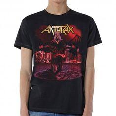Tricou Anthrax: Bloody Eagle World Tour 2018 - MetalHead Merch Metalhead, Eagle, Mens Tops, T Shirt, Fashion, Supreme T Shirt, Moda, Tee Shirt, Fashion Styles