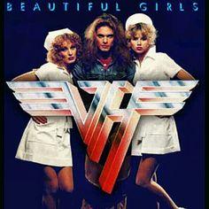 """""""In Vantastik History,..Van Halen's Beautiful Girls was released this week in 1979!"""" #evh #eddievanhalen #alexvanhalen #diamonddave #davidleeroth #michaelanthony #vanhalentwo #beautifulgirls #Rock #Music #vantastikhistory #Vantastik #VanHalen"""