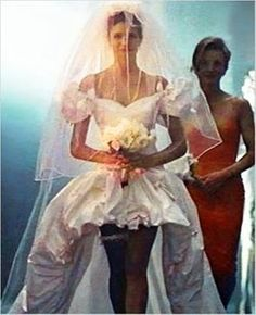 From November rain. This is what I would like my wedding dress to look like! 8)