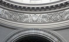 "Detail in the interior of the Capitol building ""El Capitolio,"" Havana, Cuba (Carol M. Highsmith, photographer)"