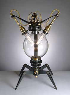 ✿ Table lamp by Frank Buchwald ✿