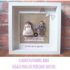 • Regalo boda Playmobil Decoration, Ideas Para, Diy And Crafts, Cactus, Cute Animals, Marshall, Birthday, Gifts, Wedding