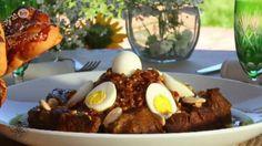 Recept 18 #Choumicha - Een heerlijk #hoofdgerecht voor tijdens de #Ramadan deze #Tajine met vlees