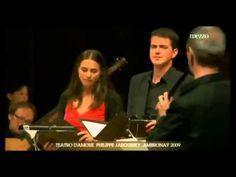 TEATRO D' AMORE - Nuria Rial,Philippe Jaroussky,Christina Pluhar ,L' Arpeggiata - YouTube
