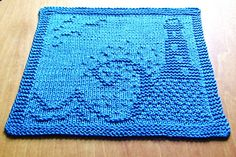 The pattern is provided free of cost to active members of www. Main language is German. English is helpful. Knitting Squares, Dishcloth Knitting Patterns, Crochet Dishcloths, Knit Or Crochet, Loom Knitting, Knitting Stitches, Crochet Crafts, Knit Patterns, Baby Knitting