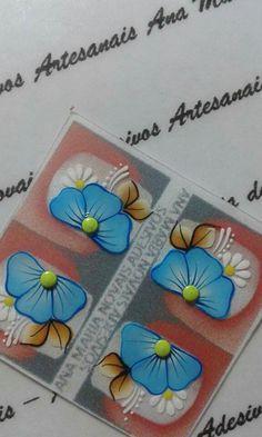 . Nails & Co, Flower Nails, Headbands, Nail Art, Painting, Beauty, Nail Art Galleries, White Nail Beds, Art Nails