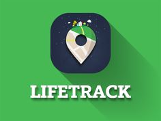 Winning Entry #14 for App Icon or button Design contest - Icon for location-based android app - original