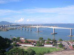 Ponte Vila Velha - Vitória , Espírito Santo