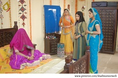 Catch all the live action happening on the sets of Diya Baati Aur Hum brought to you exclusively by Shashisumeet Productions