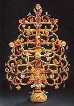 mexican arbol de vida | Arbol de la Vida | Colonial Arts | Traditional Mexico