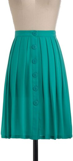 Your Attention Pleats Skirt