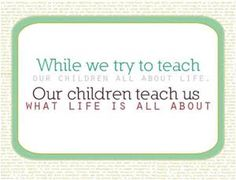 quotes with pictures about children - Yahoo Search Results